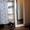 шкаф-купе на 2 двери с зеркалом,  полки с левой стороны #1543464