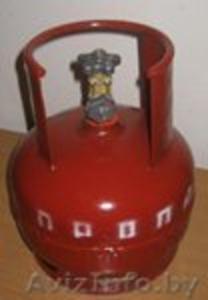 баллончик газ-пропан 5 литров НОВЫЙ - Изображение #1, Объявление #1644440