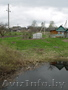 Дом на берегу речки. Полоцкий район,  д. Гомель.