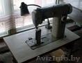 Швейная машина ПОДОЛЬСК с двигателем и столом. 2 шт.