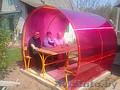 ----Изготовление и установка металлоконструкций----
