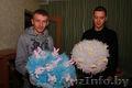 Букеты из мягких игрушек к выписке из Роддома и любому празднику в Полоцке.